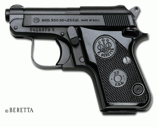 Beretta 950 Jetfire Pistol Service Manuals, Cleaning, Repair
